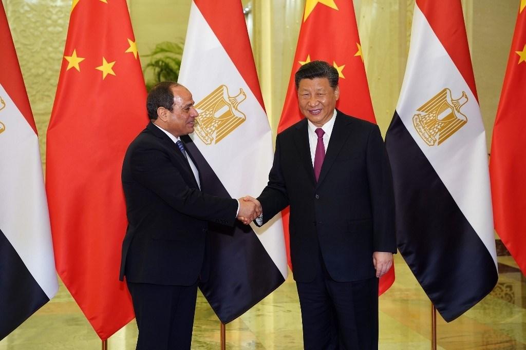 الرئيس الصيني يعد مصر بمساعدتها في مكافحة فيروس كورونا