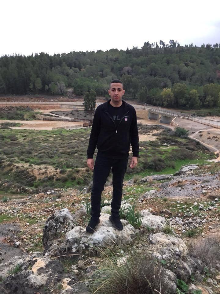 شهيد فلسطيني برصاص الاحتلال غرب رام الله بذريعة رشق الحجارة