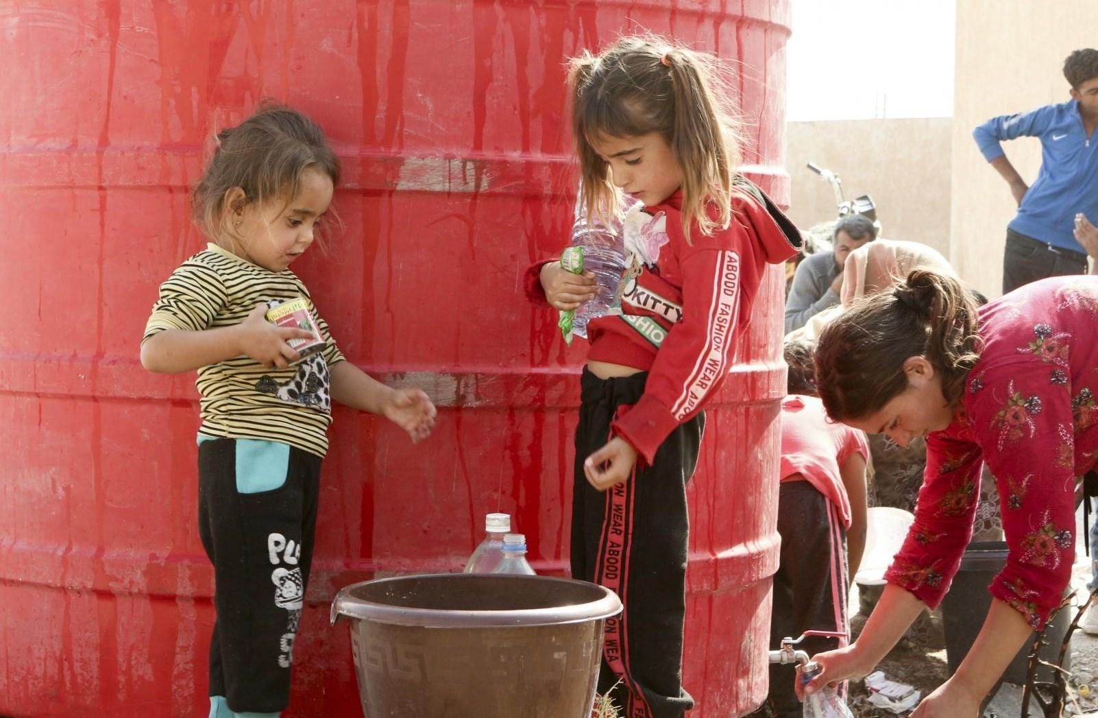 مجدداً...  الجيش التركي يمنع إعادة ضخ المياه من محطة علوك السورية