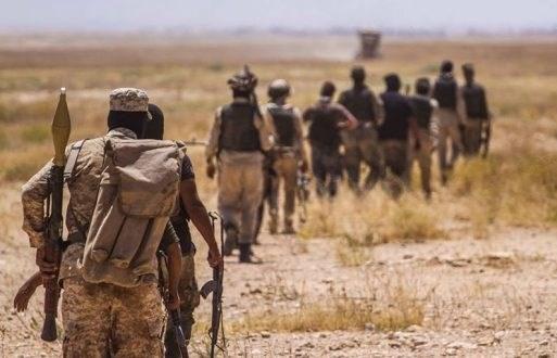 """القوة العراقية المشتركة تحبط مخططاً إرهابياً لـ""""داعش"""" في صلاح الدين"""