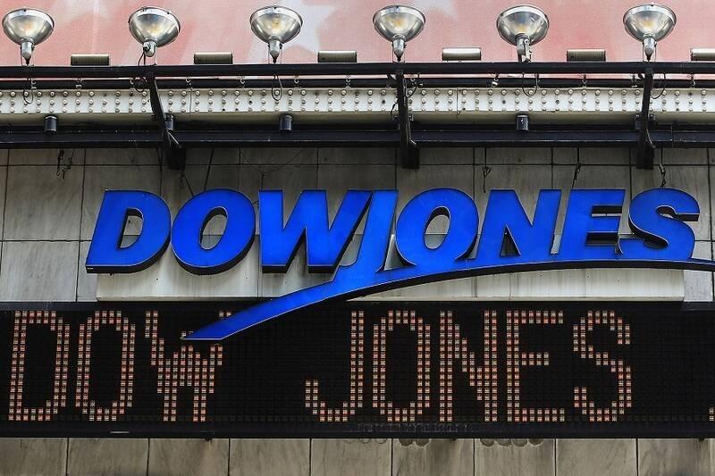 """مؤشر """"داو جونز"""" يسجّل أكبر معدل ارتفاع له منذ عام 1933"""