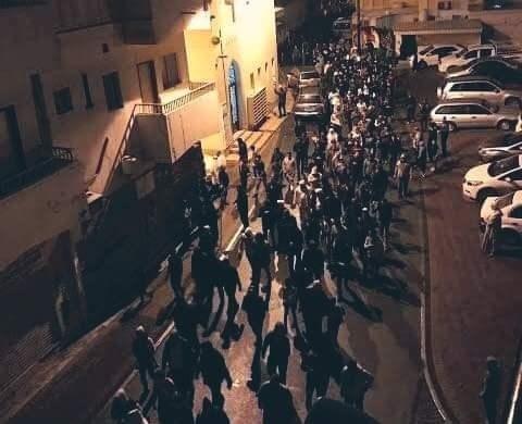 مظاهرات ضد كورونا في الإسكندرية!