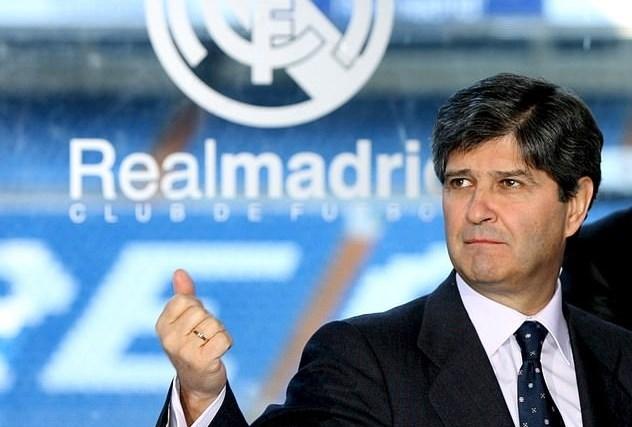 """إصابة رئيس سابق آخر لريال مدريد بـ """"كورونا"""""""