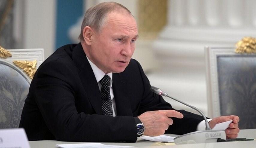 بوتين: سنفعل كل مايلزم لكبح انتشار فيروس كورونا