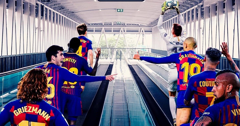 8 لاعبين على لائحة البيع في برشلونة!