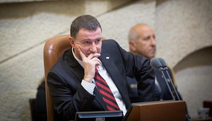 رئيس الكنيست الإسرائيلي يولي إدلشتاين يستقيل من منصبه