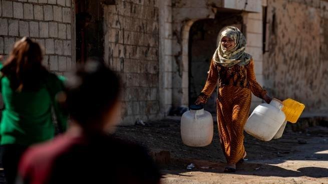 """دمشق: التعنّت التركي بقطع المياه عن الحسكة """"جريمة حرب"""""""