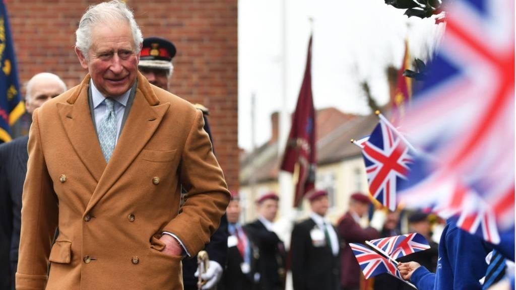 القصر الملكي البريطاني يعلن إصابة الأمير تشارلز بفيروس كورونا