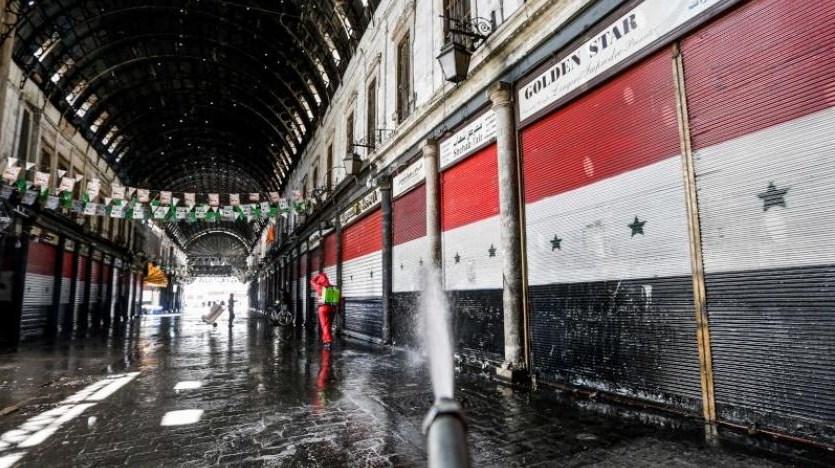 سوريا: 4 إصابات جديدة بفيروس كورونا... وبدء إجراءات منع التجوّل
