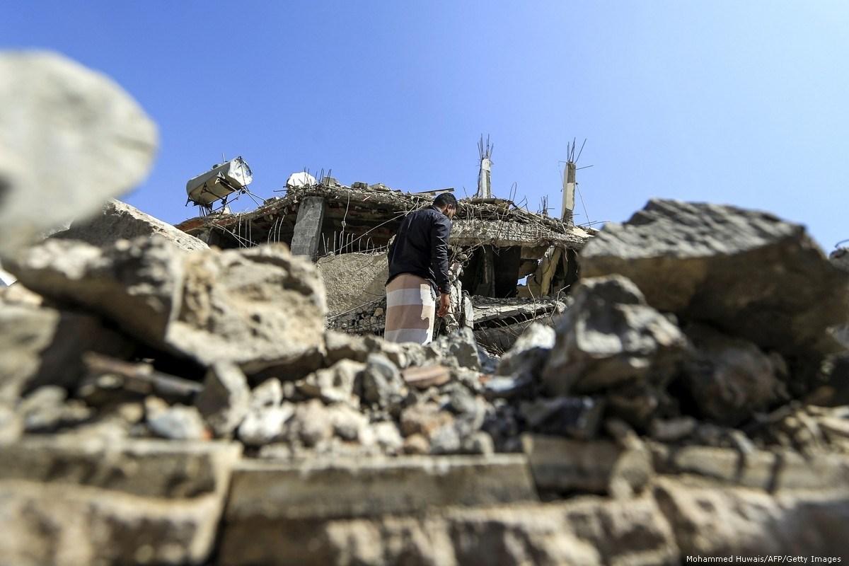 التحالف السعودي: نؤيد قرار وقف إطلاق النار في اليمن  لمواجهة فيروس كورونا