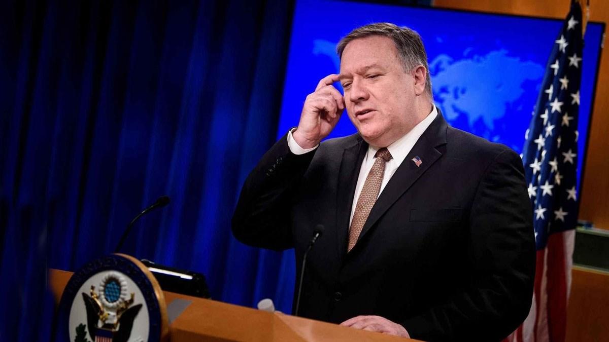 بومبيو: حملة الضغط مستمرة على إيران لضمان عدم امتلاكها سلاحاً نووياً
