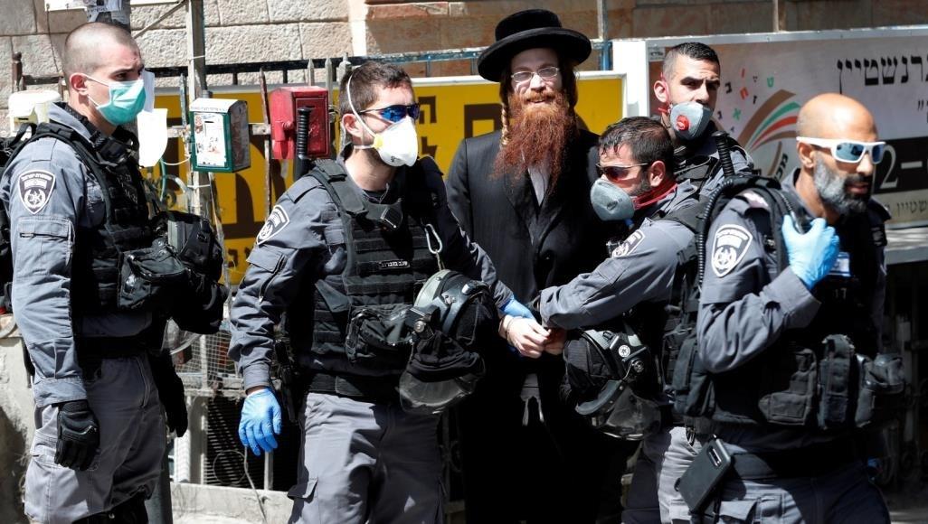 """كورونا يعقّد المشهد السياسي في """"إسرائيل"""".. حرب أهلية؟"""