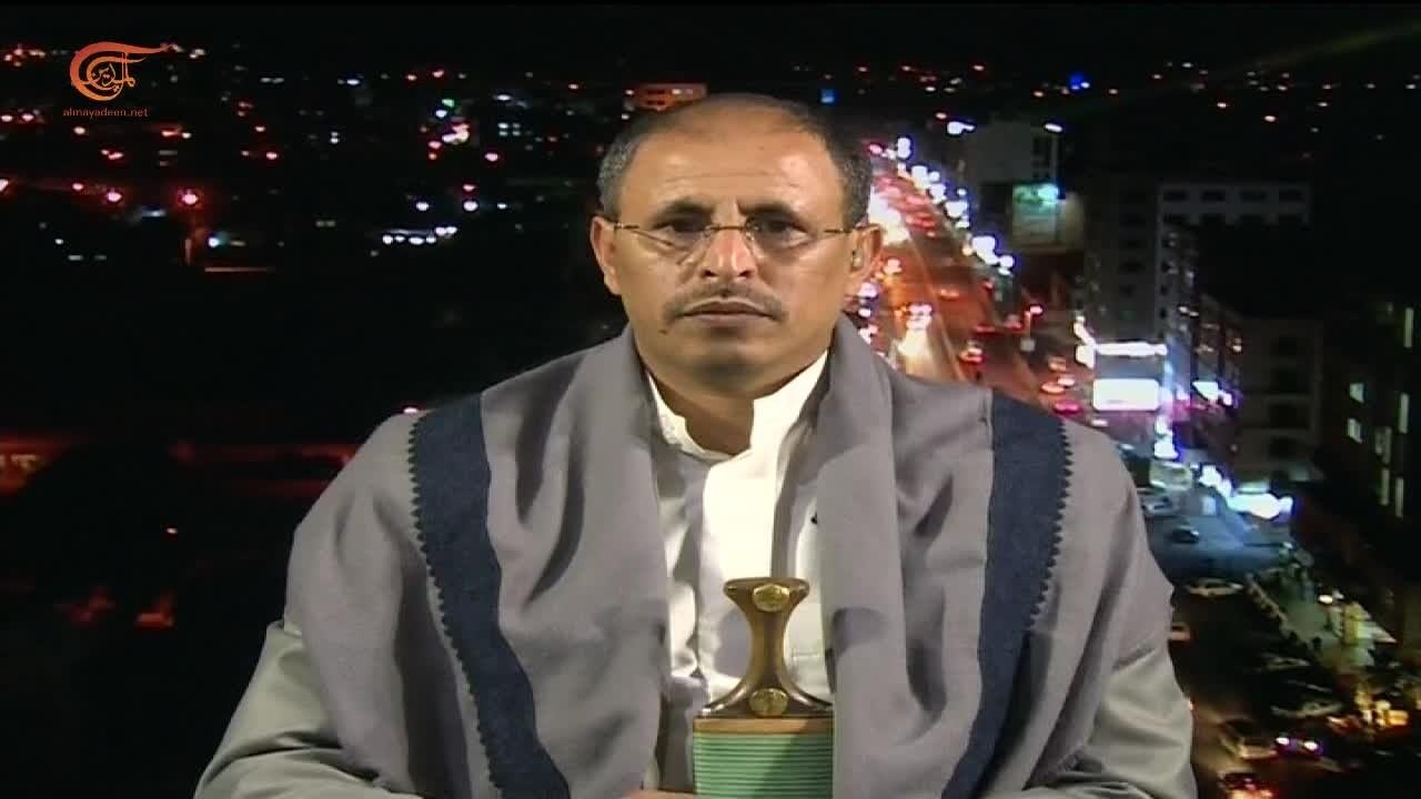 """الشامي للميادين: مبادرة الحوثي تحرج السعودية وجاهزون لنلتقي معها ضد """"إسرائيل"""""""
