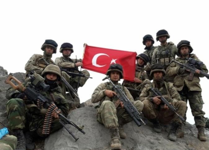 مقتل جنديين تركيين في هجوم لمسلحين كرد شمال العراق
