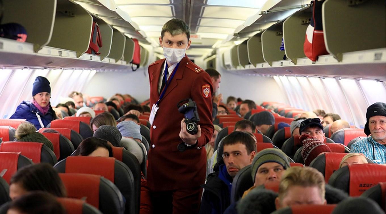 للحد من تفشي كورونا.. روسيا تقرر إيقاف جميع الرحلات الدولية