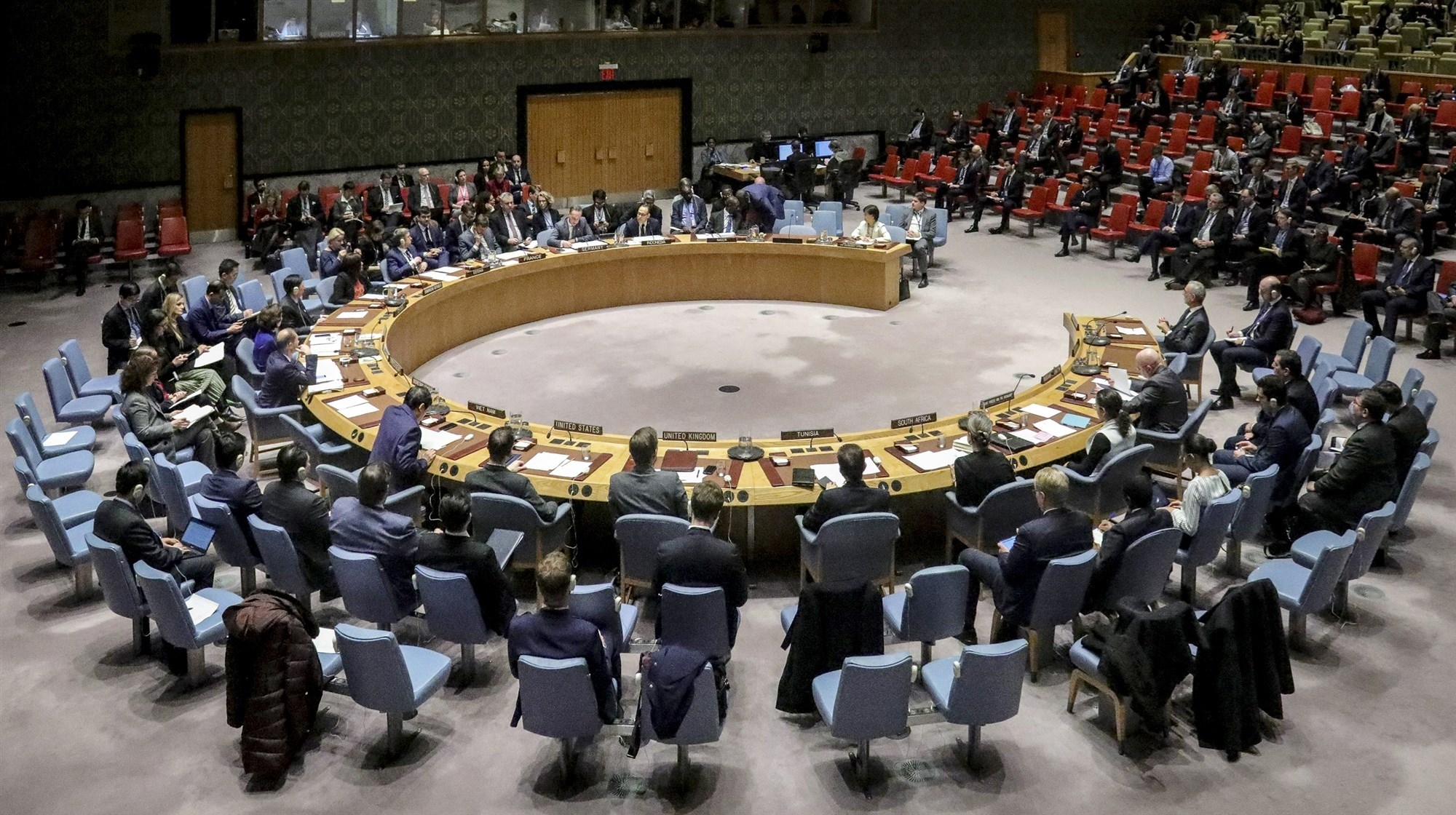 """""""أن بي سي"""": أميركا تصر على إدراج كورونا كفيروس صيني في بيان الأمم المتحدة"""