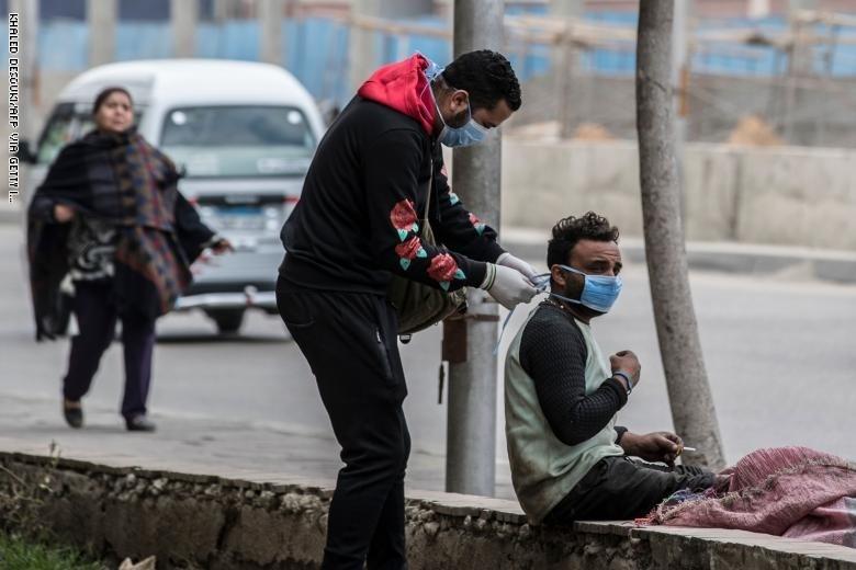 الصحة المصرية: تسجيل 39 حالة جديدة مصابة بفيروس كورونا و3 وفيات