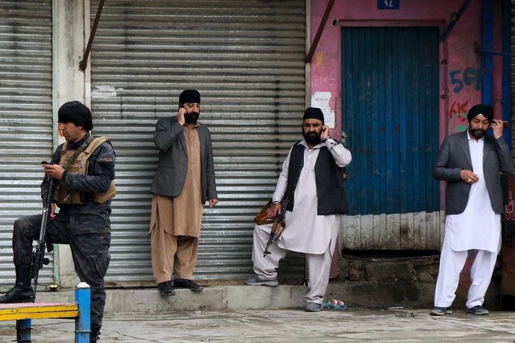 """الحكومة الأفغانية تعلن اختيار وفد للتفاوض مع """"طالبان"""""""