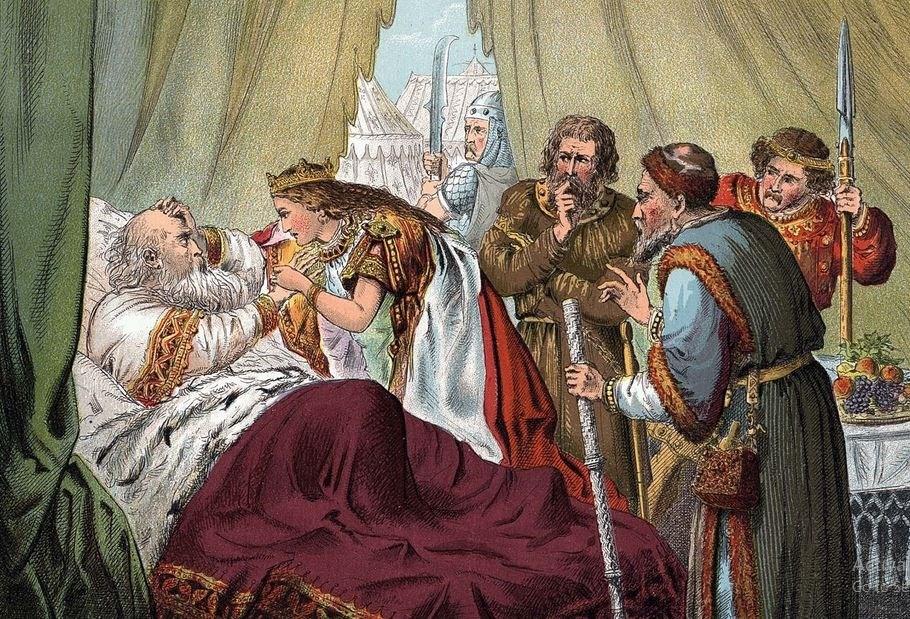 """هل كتب شكسبير """"الملك لير"""" وهو في العزل الصحي؟"""