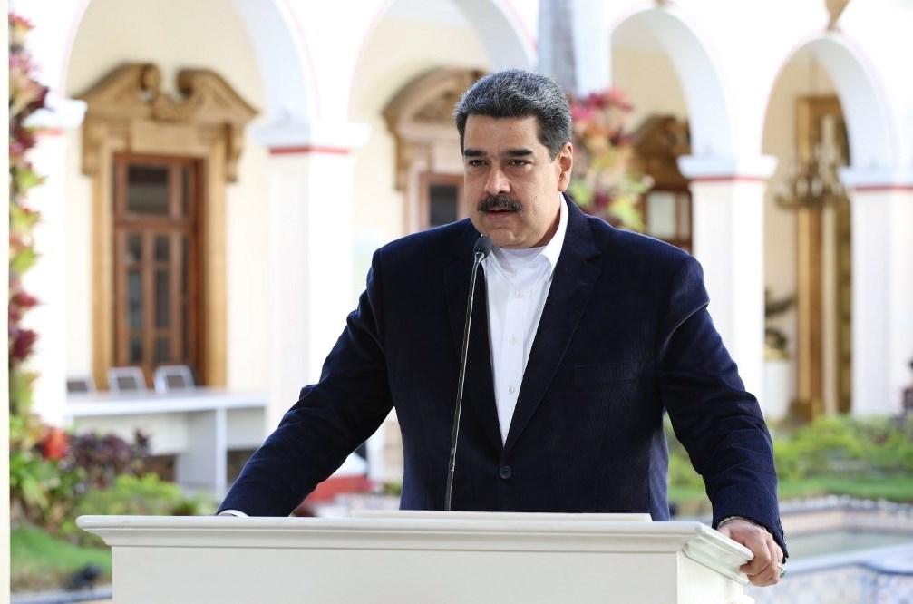 مادورو معلقاً على قرار اتهامه: إدارة ترامب متطرفة وتتصرف كالمافيا