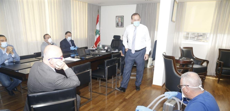 """ابتكارات طبية لبنانية في """"الزمن الصعب"""" لمواجهة كورونا!"""