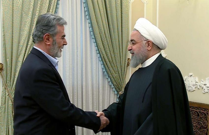 """""""الجهاد"""" تدين العقوبات الأميركية على إيران: تستغل كورونا استغلالاً سياسياً وقحاً"""