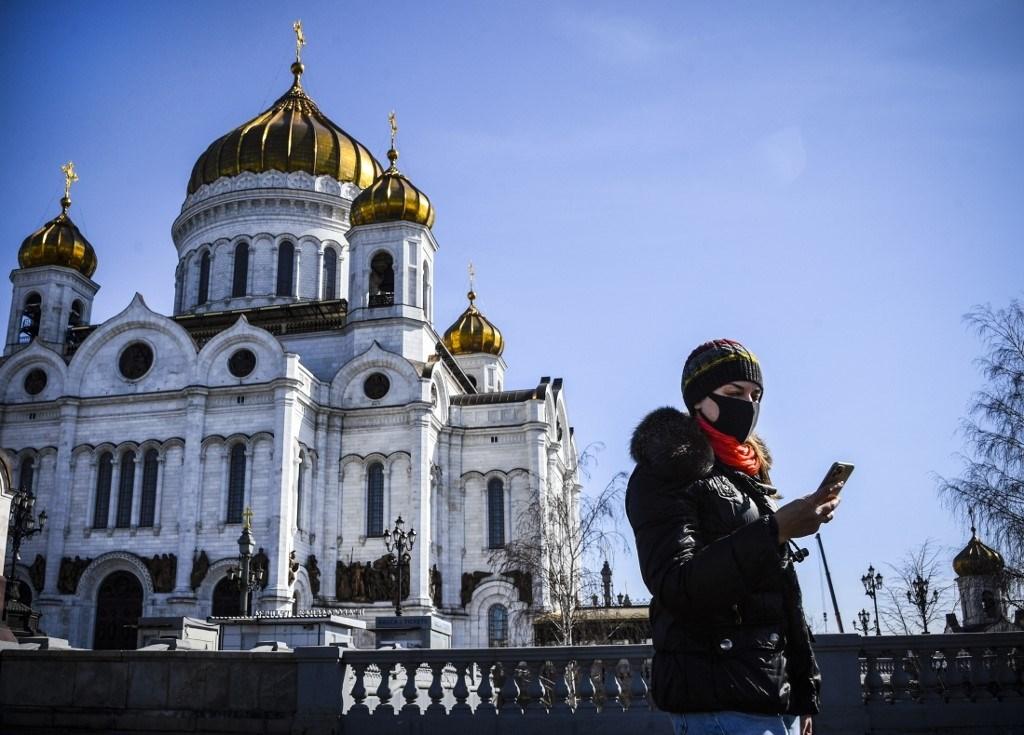 روسيا تسجّل أكبر زيادة بأعداد المصابين بفيروس كورونا اليوم