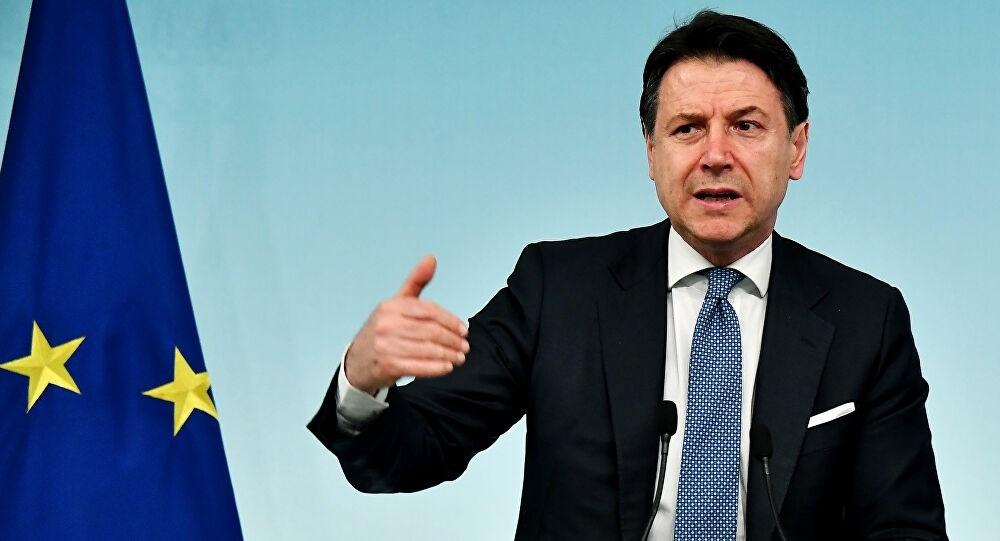 إصابات كورونا ترتفع.. رئيس وزراء إيطاليا يحذر من سقوط الإتحاد الأوروبي