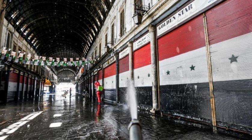 """سوريا تواجه """"كورونا"""".. حظر تجوال جزئي وإغلاق أسواق"""