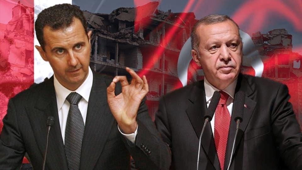 اتصال محمد بن زايد بالأسد.. الهدف كورونا أم إردوغان؟