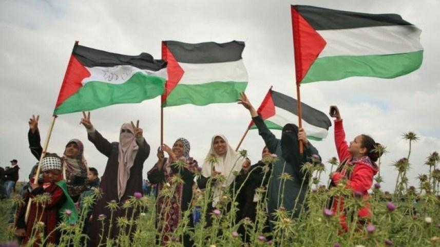 لأول مرة في التاريخ.. فلسطين تقيم تظاهرة رقمية إحياء ليوم الأرض بسبب كورونا
