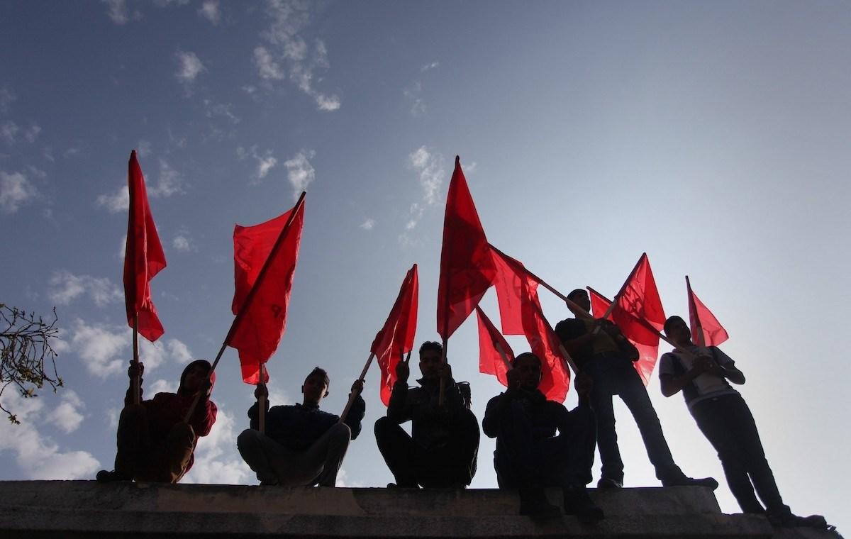 الجبهة الشعبية تشكر كوبا والصين وروسيا وتعبّر عن تضامنها مع إيران