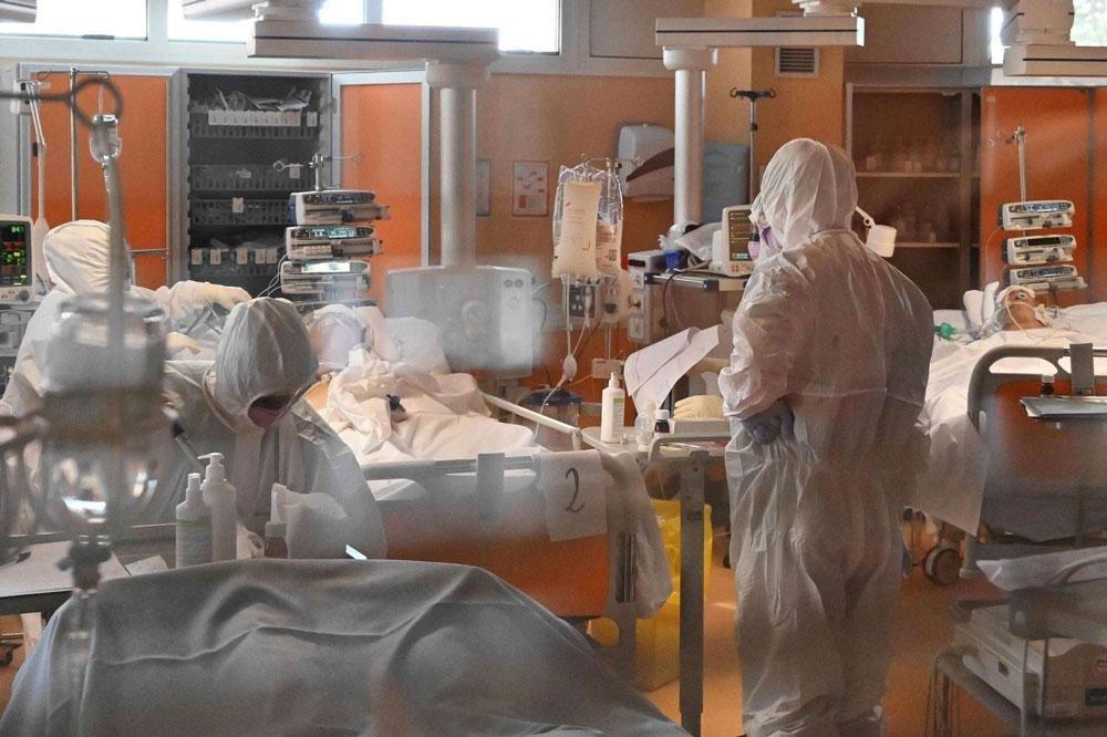 ارتفاع عدد الوفيات بفيروس كورونا في إيطاليا إلى 10779