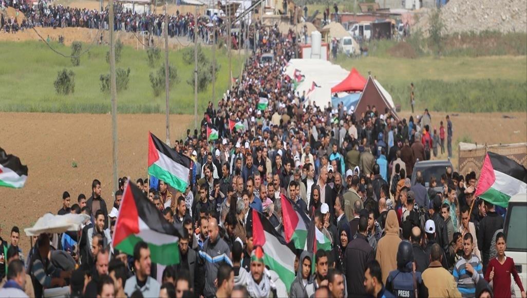 """فصائل فلسطينية تدعو لطي صفحة الانقسام وتحشد لتظاهرة رقمية في """"يوم الأرض"""""""