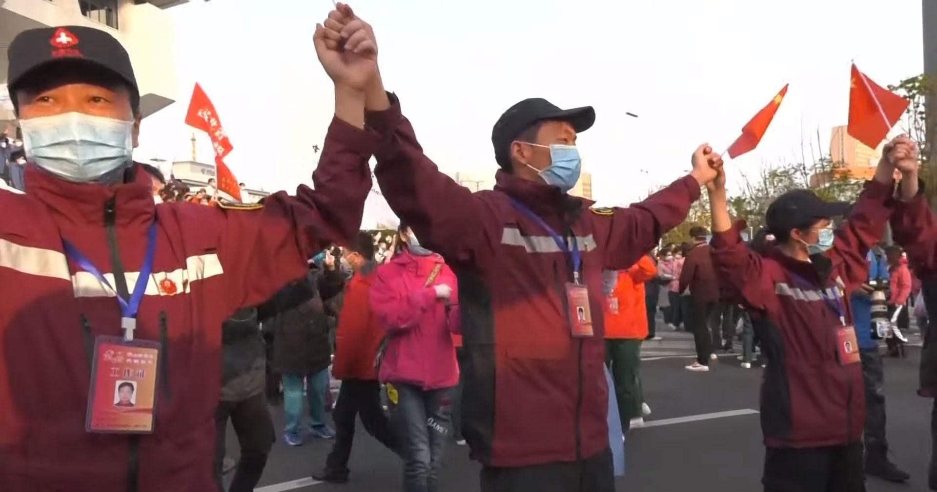 لا حالات كورونا في البر الصيني