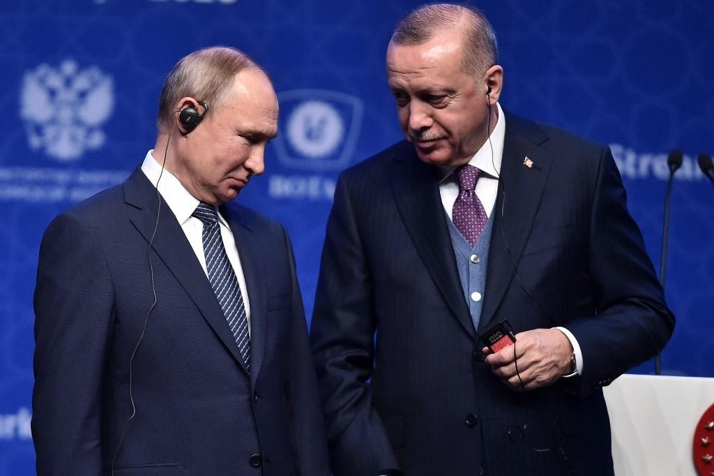 المتوقَّع من قمَّة بوتين- إردوغان