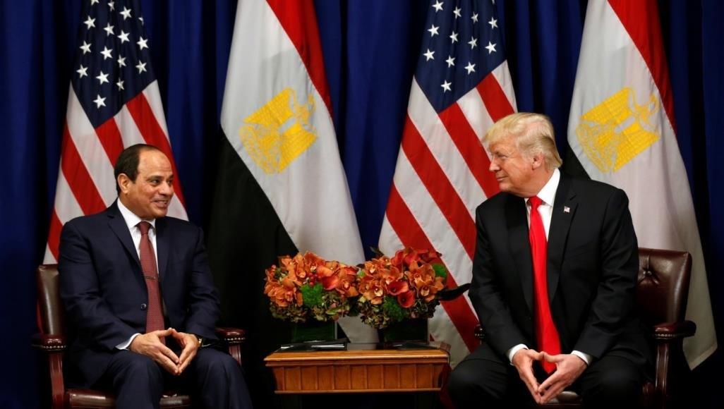 الرئاسة المصرية: أميركا ستواصل الجهود للتوصل إلى اتفاق بشأن سد النهضة