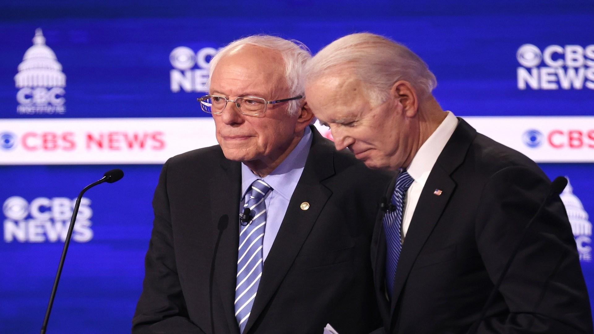 """""""الثلاثاء الكبير"""".. 14 ولاية أميركية تختار مرشحها """"الديمقراطي""""!"""
