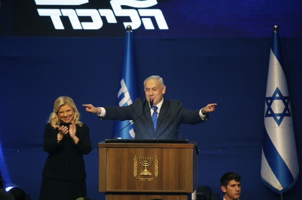 نتنياهو بعد فوزه في الانتخابات: لا أتحدث عبثاً عن أننا سنصنع اتفاقيات سلام مع دول عربية