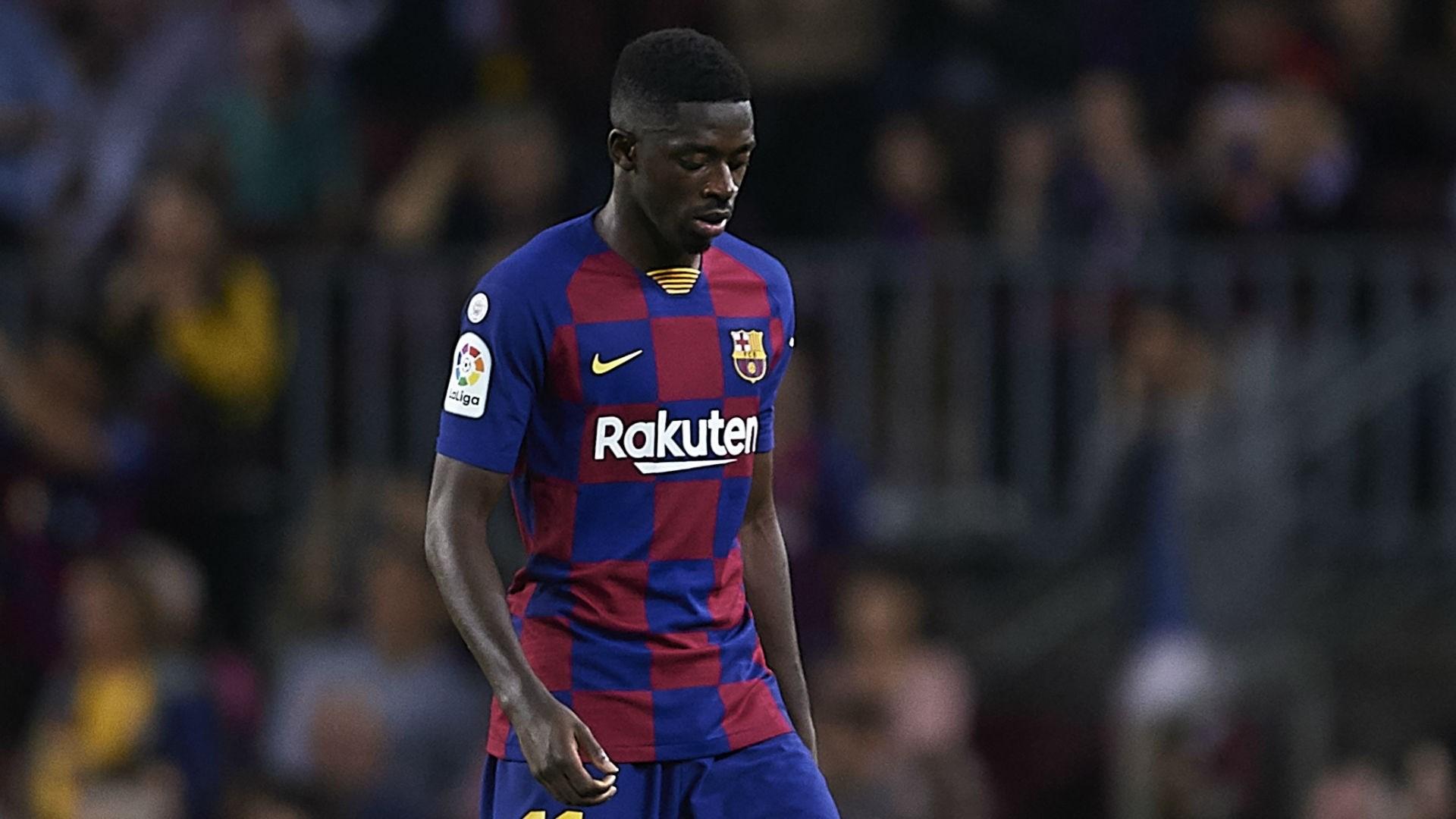 ليكيب: برشلونة يعترف بأخطائه بشأن إصابة ديمبيلي!