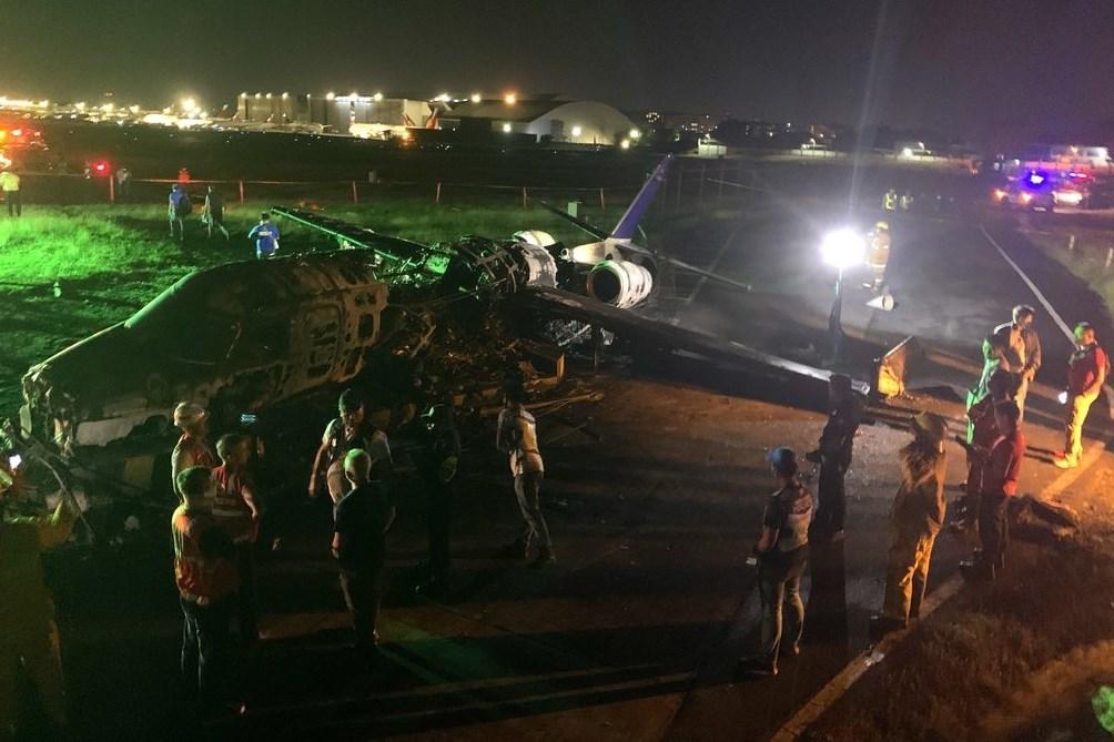 مقتل 8 أشخاص بانفجار طائرة طبية في الفلبين