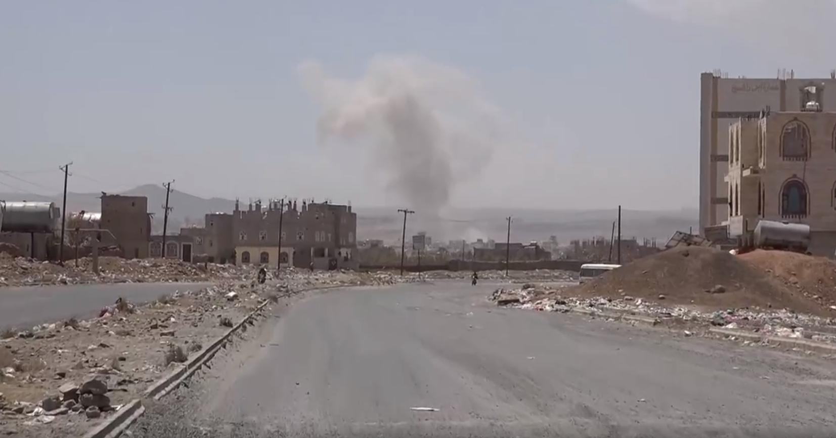 غارات للتحالف السعودي على الحديدة تدمّر أجزاءً من الحجر الصحي الخاص بكورونا