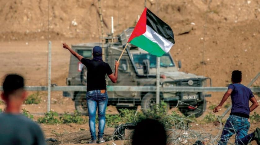 في يوم الأرض: لا لصفقة القرن.. نعم لكل شبر من فلسطين