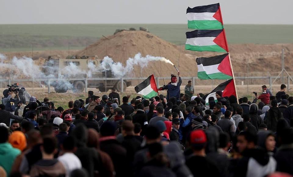 حماس: مسيرات العودة أربكت حسابات الاحتلال