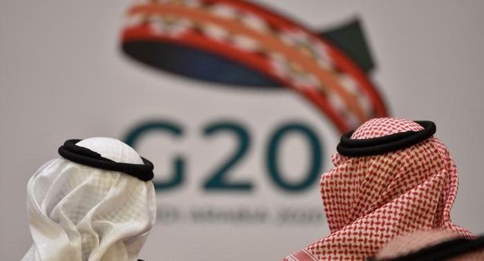 """اجتماع افتراضي لوزراء مالية """"مجموعة العشرين"""""""