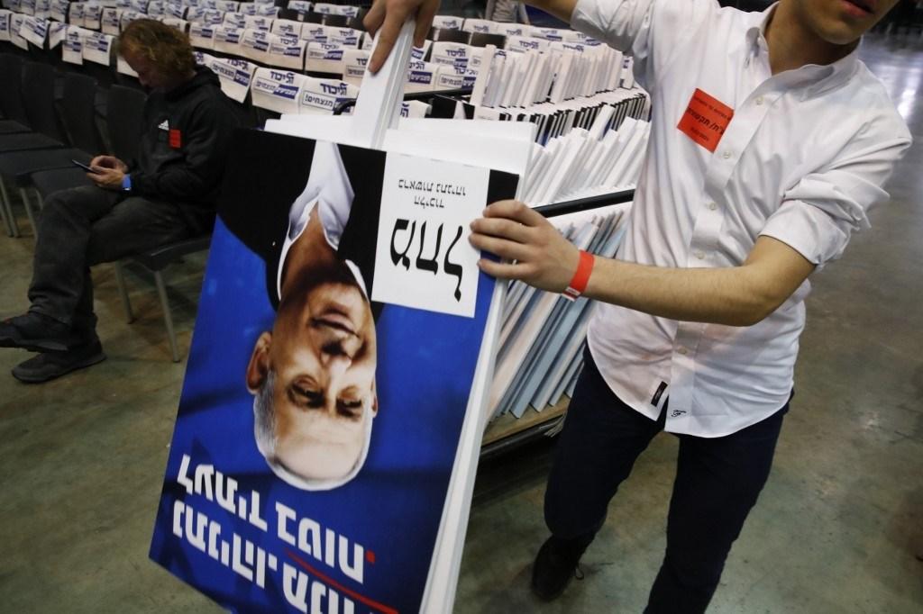 حزب الليكود يحصل على 36 مقعداً في الكنسيت بعد فرز 99% من الأصوات