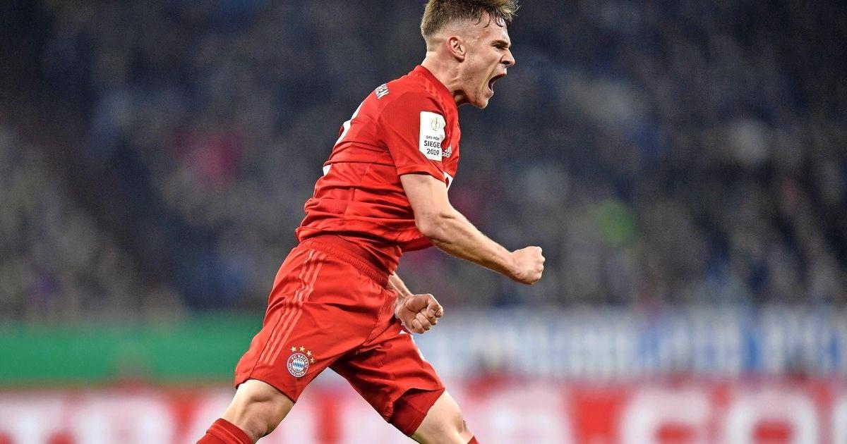 بايرن يتجاوز عقبة شالكه بصعوبة إلى نصف نهائي كأس ألمانيا