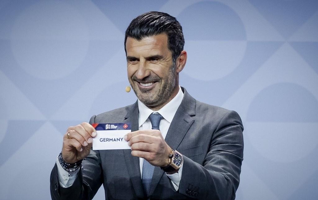 مجموعات قوية في دوري الأمم الأوروبية