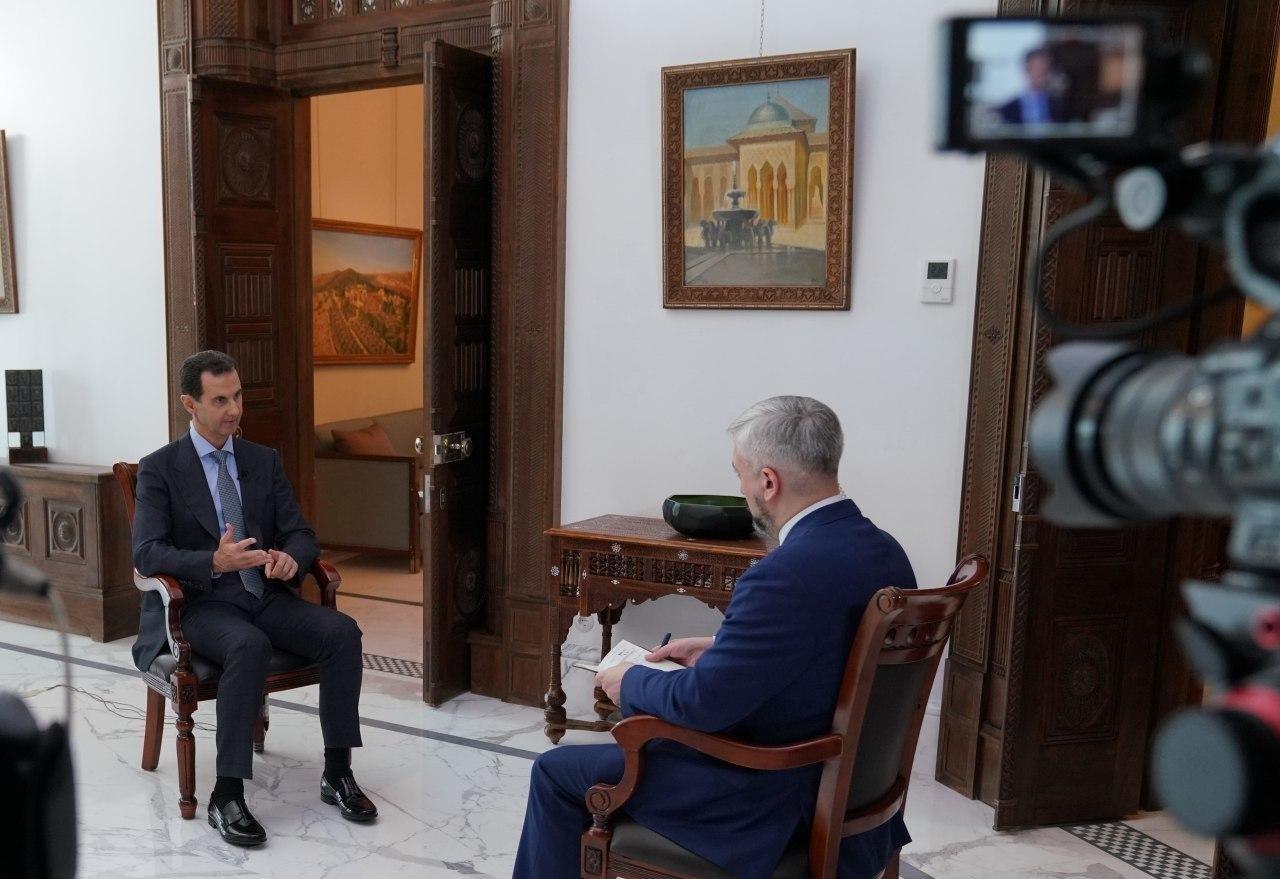 الأسد يسأل الشعب التركي: لماذا يموت الأتراك في سوريا؟