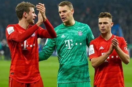 """""""فرانس فوتبول"""": بايرن ميونيخ أفضل فريق في أوروبا؟"""